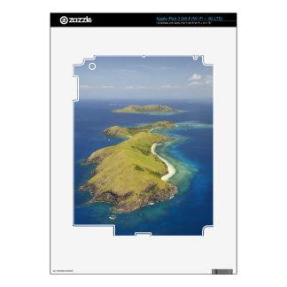 Isla de Yanuya, islas de Mamanuca, Fiji iPad 3 Pegatina Skin