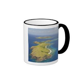 Isla de Yanuya, islas de Mamanuca, Fiji Taza De Café