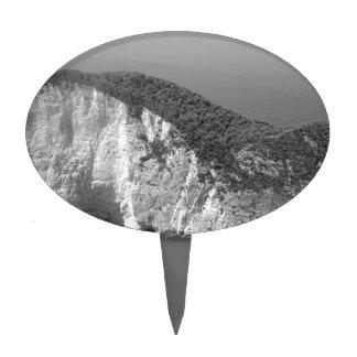 Isla de Zakynthos Decoración Para Tarta
