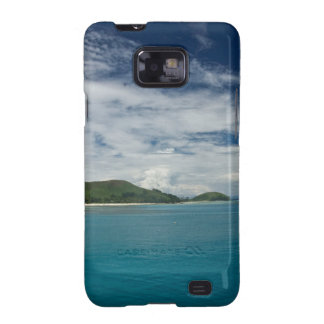 Isla del Beachcomber, Fiji Galaxy S2 Carcasas