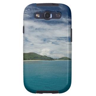 Isla del Beachcomber, Fiji Galaxy S3 Funda