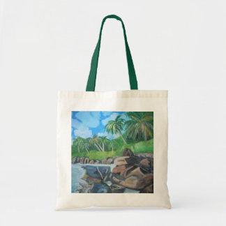 Isla del bolso de Seychelles Bolsas De Mano