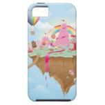 Isla del caramelo iPhone 5 cárcasas