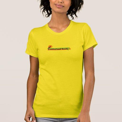 Isla del Cumberland Camisetas