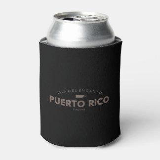 Isla del Encanto, Puerto Rico Enfriador De Latas