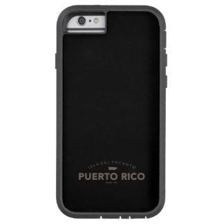 Isla del Encanto, Puerto Rico Tough Xtreme iPhone 6 Case