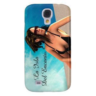 Isla Del Encanto, the Beautiful Island of P.R. Samsung S4 Case