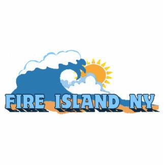 Isla del fuego esculturas fotograficas