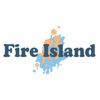 Isla del fuego esculturas fotográficas