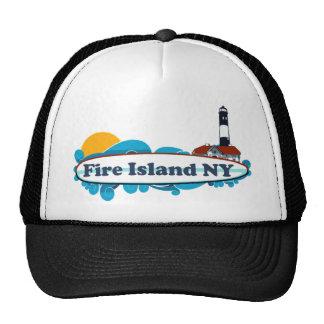 Isla del fuego gorras