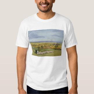 Isla del granjero de las ovejas de Sheppey Camisas