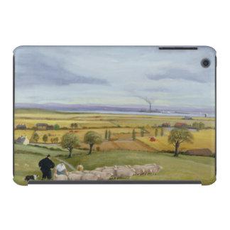 Isla del granjero de las ovejas de Sheppey Funda Para iPad Mini Retina