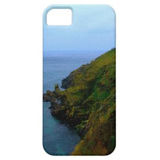 Isla del hombre iPhone 5 Case-Mate protectores
