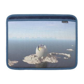 Isla del huevo fundas para macbook air