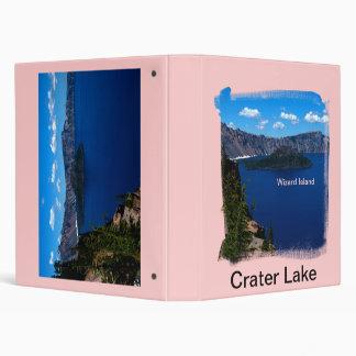 "Isla del mago del lago crater carpeta 1"""