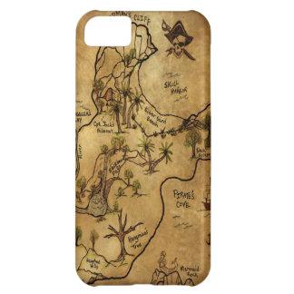 Isla del mapa perdido del tesoro