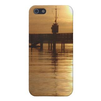 Isla del oeste Washington de la orca de la playa iPhone 5 Protector
