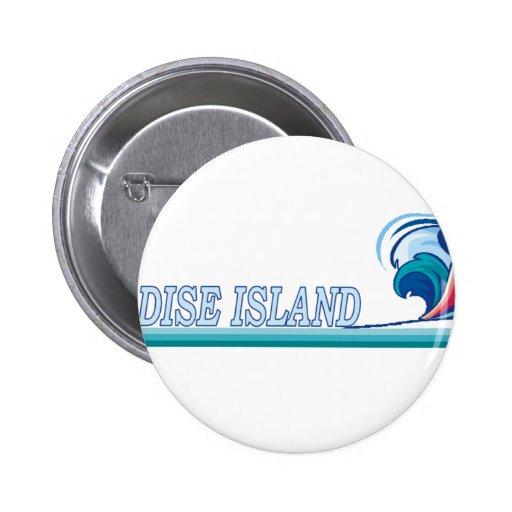 Isla del paraíso, Bahamas Pins