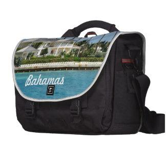 Isla del paraíso bolsas de portátil
