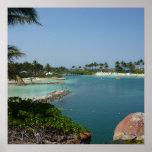 Isla del paraíso poster