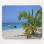 Isla del paraíso, República Dominicana Alfombrillas De Ratones