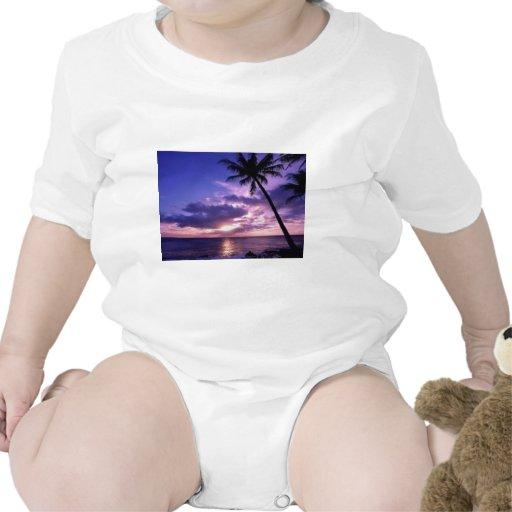 Isla del paraíso traje de bebé