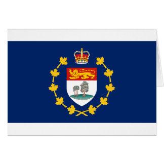 Isla del Principe Eduardo, Canadá Tarjetón