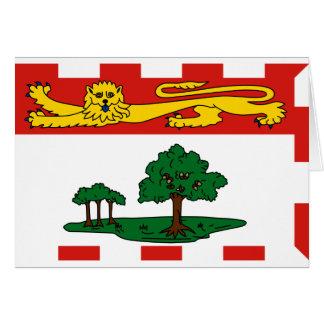 Isla del Principe Eduardo, Canadá Felicitación