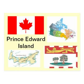 Isla del Principe Eduardo, Canadá Tarjetas Postales