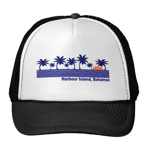 Isla del puerto, Bahamas Gorra