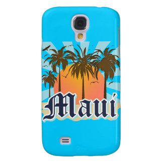 Isla del recuerdo de Maui Hawaii Funda Para Galaxy S4