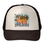 Isla del recuerdo de Maui Hawaii Gorra