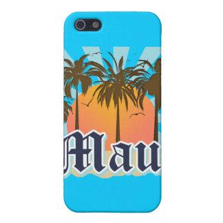 Isla del recuerdo de Maui Hawaii iPhone 5 Carcasas