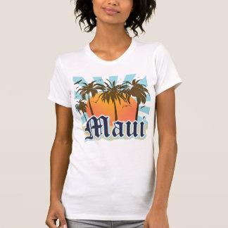 Isla del recuerdo de Maui Hawaii T-shirt