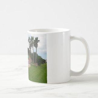 Isla del sur de Padre Taza De Café