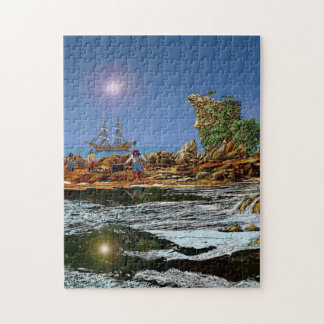 isla del tesoro puzzle