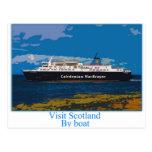 Isla del transbordador de Arran - Escocia Postal