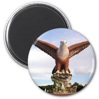 Isla Eagle_e.jpg de Malasia Langkawi Imán Redondo 5 Cm