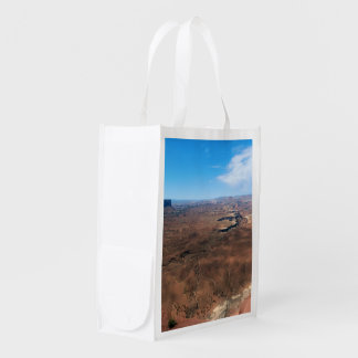 Isla en el parque nacional Utah de Canyonlands del Bolsas Para La Compra
