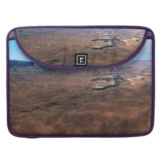 Isla en el parque nacional Utah de Canyonlands del Fundas Macbook Pro