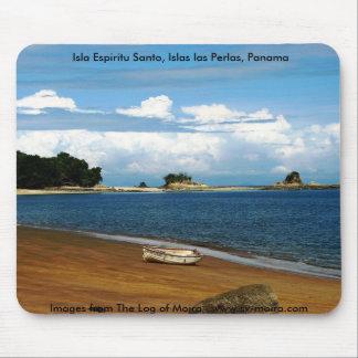 Isla Espiritu Santo, Islas las Perlas, Panama Mouse Pad