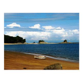 Isla Espiritu Santo, Islas las Perlas, Panama Postcard