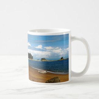 Isla Espiritu Santo, las Perlas, Panamá de Islas Taza De Café
