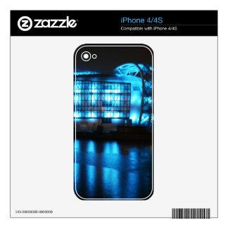 Isla flotante iPhone 4S skins