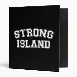 "Isla fuerte, NYC, los E.E.U.U. Carpeta 1"""