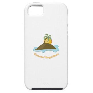 Isla iPhone 5 Case-Mate Cárcasa