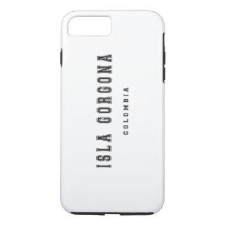 Isla Gorgona Colombia Funda iPhone 7 Plus