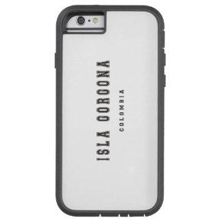 Isla Gorgona Colombia Funda Tough Xtreme iPhone 6