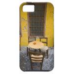 Isla griega de Creta y de la ciudad vieja de iPhone 5 Carcasas