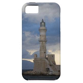 Isla griega de Creta y de la ciudad vieja de iPhone 5 Fundas